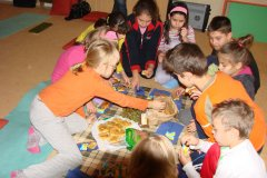 Детски празник за деня на Будителите