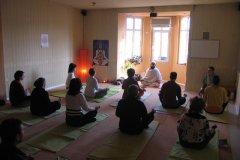 Йога семинар със Сатядев йоги
